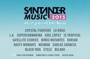 Santander Music 2015