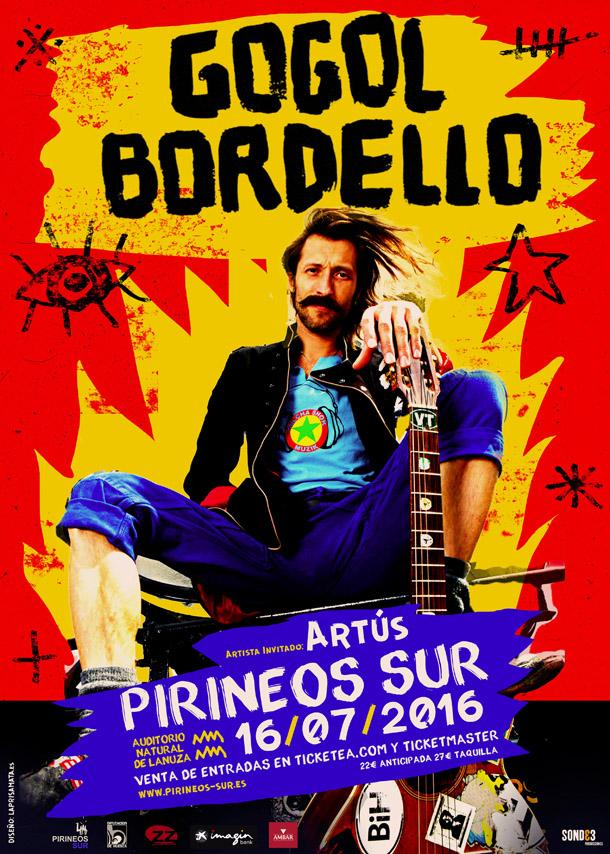CARTEL GOGOL BORDELLO