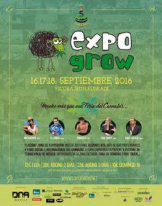 expogrow 16-18 septiembre 2016