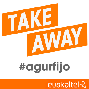 euskaltel TAKE AWAY #agurfijo