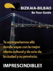 Be Your Guide Bizkaia