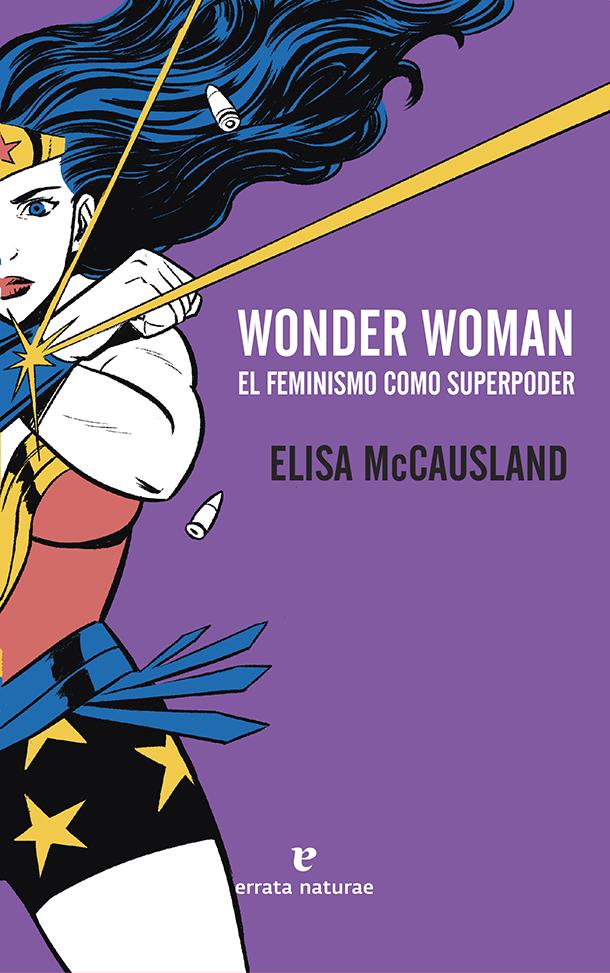 Cubierta Wonder Woman
