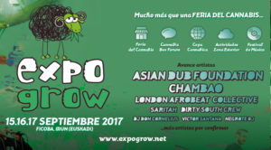 Expogrow 15,16,17 septiembre 2017