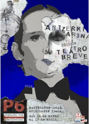 Cartel oficial Teatro Breve P6 - 2018