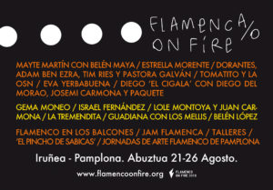 Flamenca/o On Fire