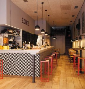 El Cohete Bar