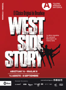West Side Story Teatro Arriaga 2019