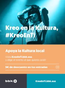 Creo en la Kultura #KreoEnTi