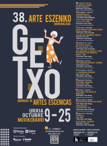 Jornadas de Artes Escénicas 09-25 octubre/urria