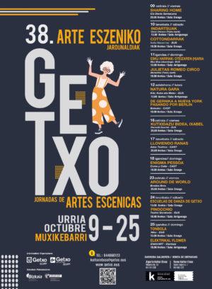 Jornadas de Artes Escénicas de Getxo