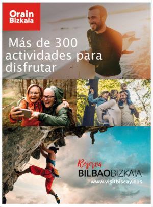 Más de 300 actividades para disfrutar