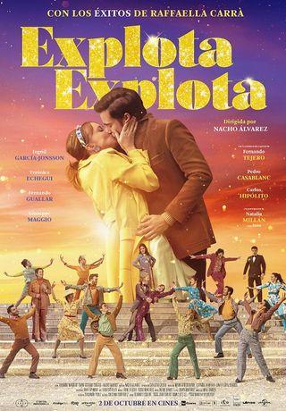 'Explota, explota', de Nacho Álvarez, se estrena el 2 de octubre.