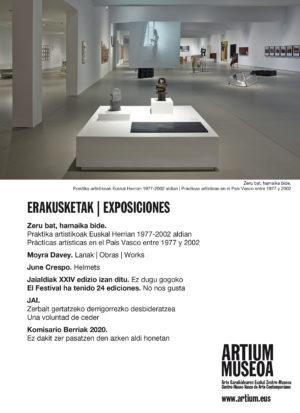 ARTIUM EXPOSICIONES