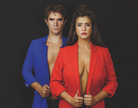 8dic_21 CARTEL Nueva obra teatro Amor y Humor_Euskalduna