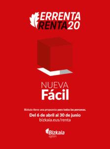 Errenta/Renta 20 Nueva Fácil