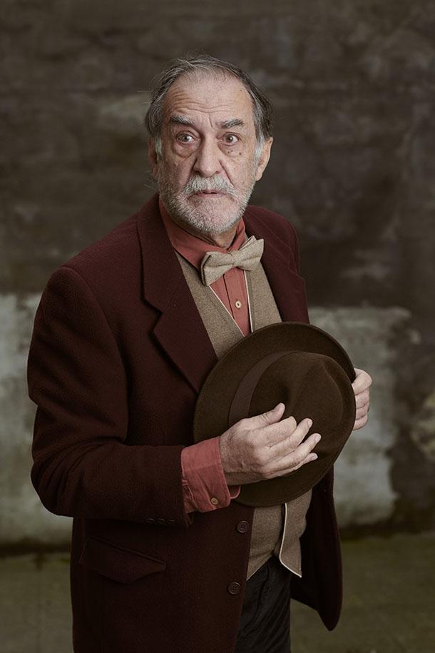Ramón Barea. La compañía ambulante.